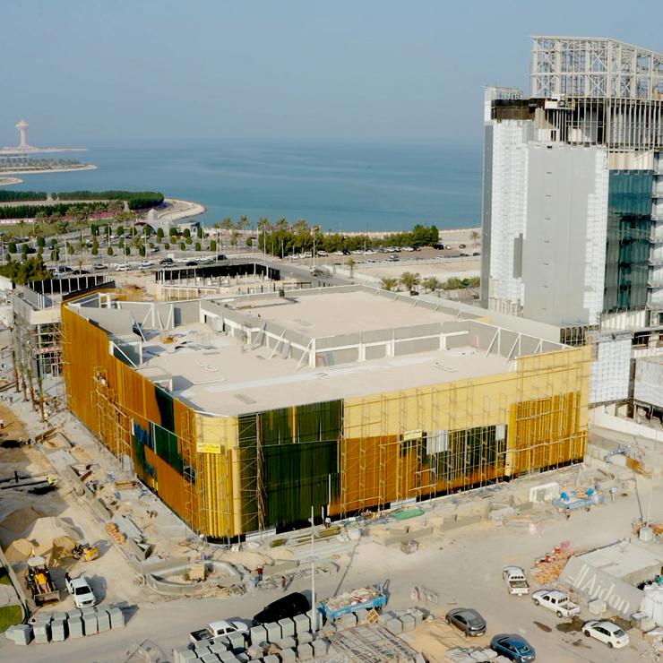 Building Specialized Contracting CO - Ajdan Cinema