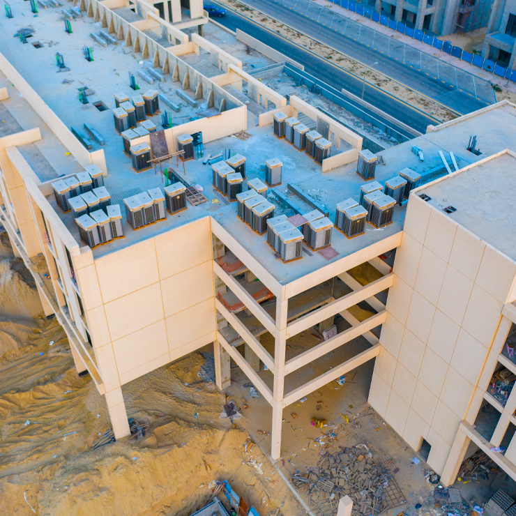 Building Specialized Contracting CO - Crowne Plaza Hotel