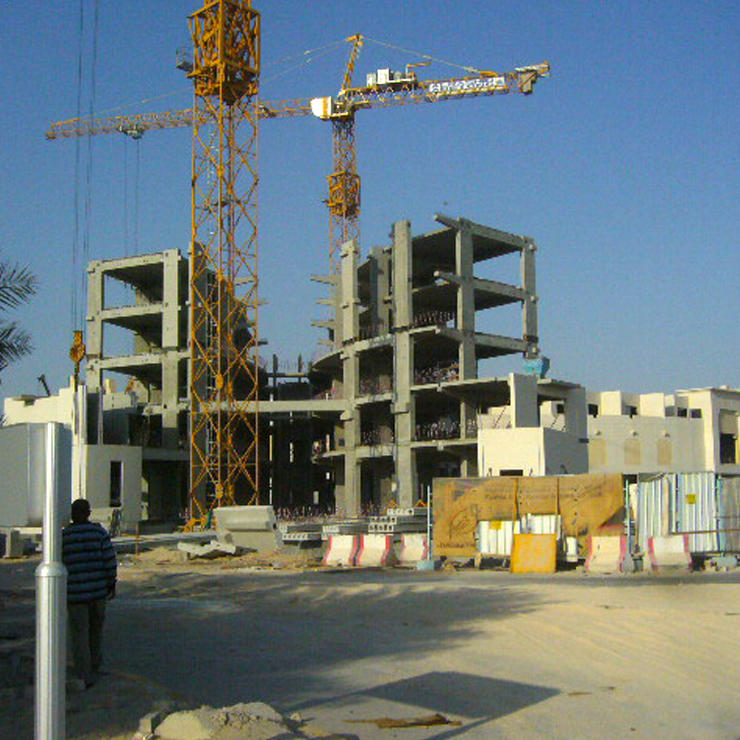 Building Specialized Contracting CO - Alrashed Group