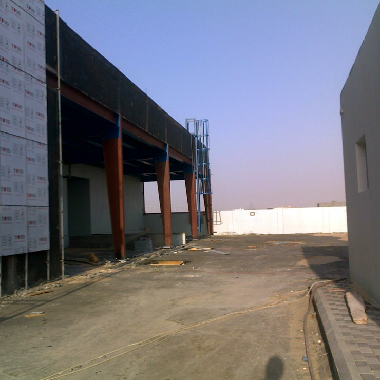 Building Specialized Contracting CO - United Arab Motors
