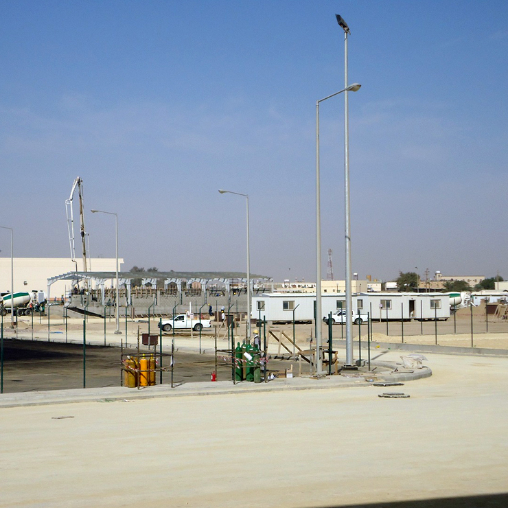 Building Specialized Contracting CO - Khafji Point Operation