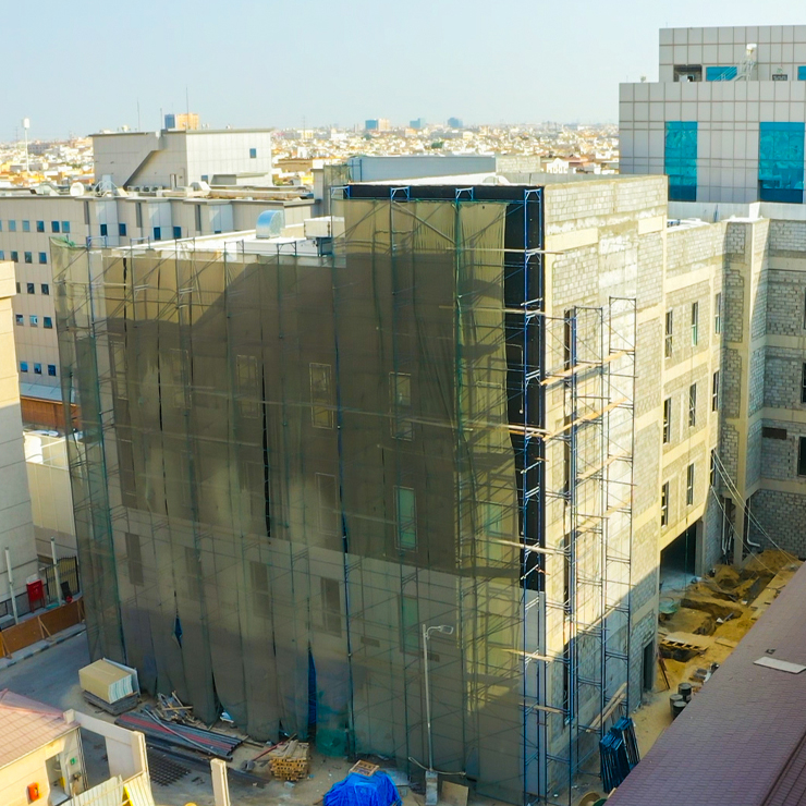 Building Specialized Contracting CO - Almouwasat Hospital
