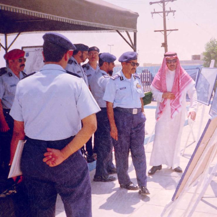 شركة تشييد المتخصصة للمقاولات - قاعدة الملك عبد العزيز الجوية