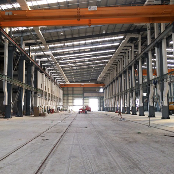 Building Specialized Contracting CO - Yepi  Saudi Rail Way SARS