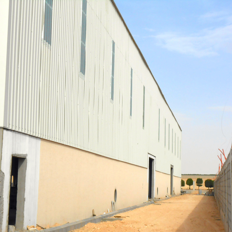 Building Specialized Contracting CO - Arnoon Plastic Factory