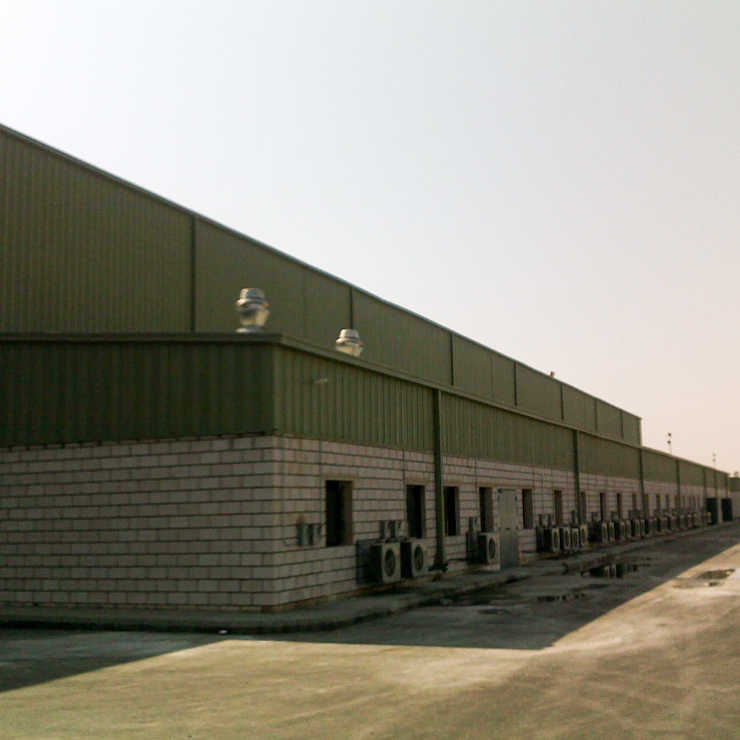 Building Specialized Contracting CO - ATCC AL RUSHAID JUBAIL