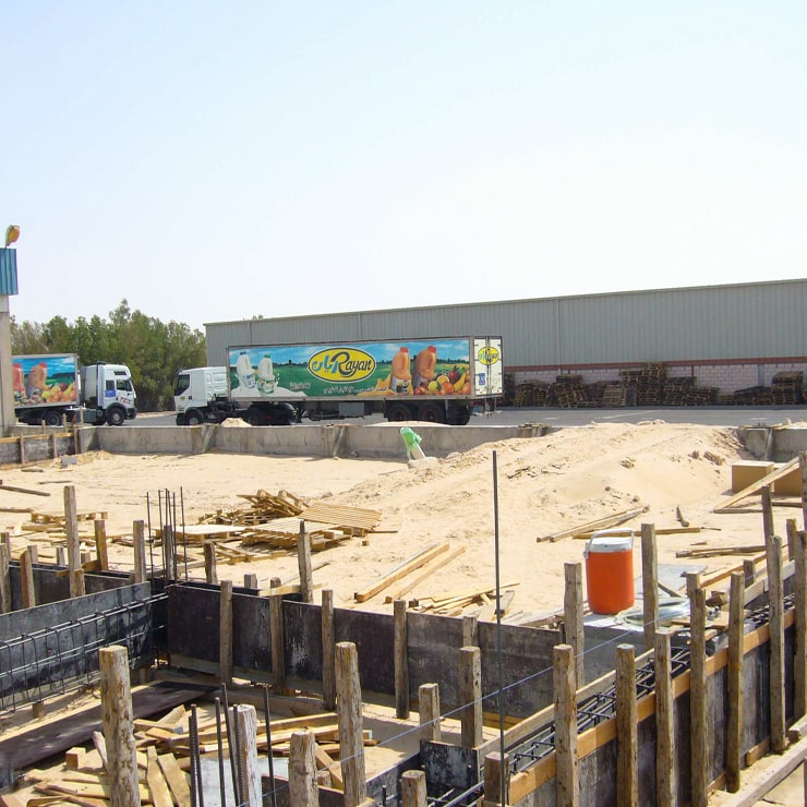 Building Specialized Contracting CO - UND united national dairy